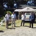 上総鶴舞ソーラーシェアリング(代表・高澤真理事)創立4周年記念BBパーティ。